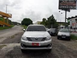 Toyota hilux sw4 sr top flex com gnv ano 2014 - 2014
