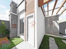 AL@-Linda Casa térreo 2 dormitórios São João do Rio Vermelho-SC