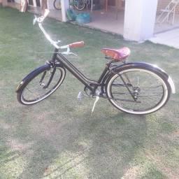 Bicicleta Retrô rebaixada