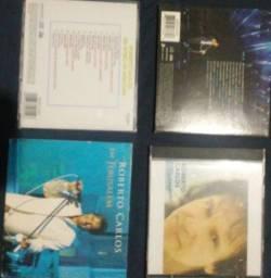 CDs originais Roberto Carlos