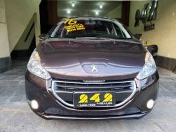 PEUGEOT 208 COMPLETO 2016