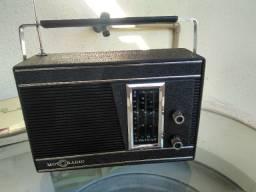 Radio Motoradio 06 Faixas Anos 70- Funcionando