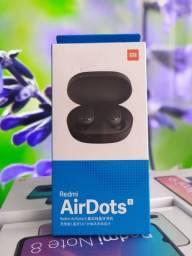 """Redmi Air Dots S"""" da Xiaomi! <Alta qualidade> Novo Lacrado com entrega hj!"""
