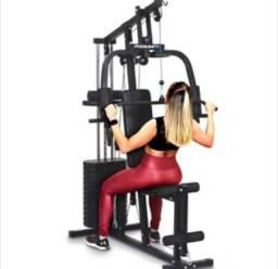 Estação De Musculação Academia Podiumfi