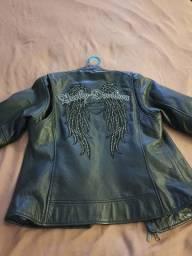 Jaqueta original Harley Davidson feminina