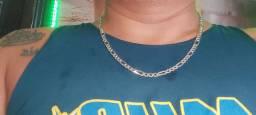 vendo corrente de prata R$150
