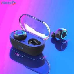 Fone Bluetooth Y50 Novo lacrado