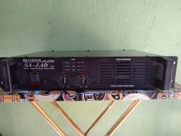 Amplificador/potência cygnus