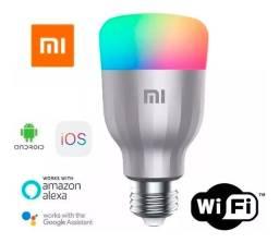 Lâmpada Xiaomi Mi Led Smart Bulb Essential Rgb Alexa Google Assist - Loja Natan Abreu
