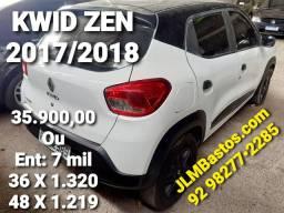 Renauot KWID 2018 - ZEN Todo Revisado!
