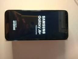 Samsung Galaxy J6+ 32 GB Prata
