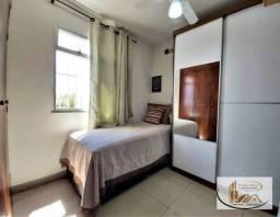 Apartamento com 3 dormitórios à venda, 77 m² por R$ 340.000 - São José (Pampulha) - Belo H