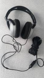 Fone de ouvido Philips com cabo de 5mts