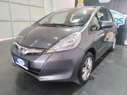 Honda FIT 1.4 LX 16V 12-13 Cinza