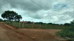 Fazendinha de 20.000m² plana com terra de cultivo água e luz na porta(Financio)
