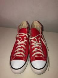 All Star Converse Vermelho