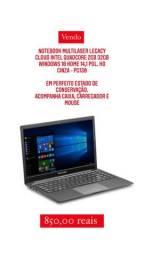 Notebook Multilaser oportunidade