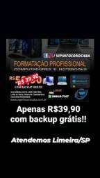 Título do anúncio: Upgrade SSD Windows 10 Manutenção e Formatação