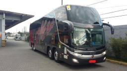 Ônibus Marcopolo Paradiso DD ? Turismo e Viagens Scania 8×2