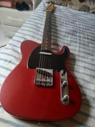 Título do anúncio: Guitarra telecaster Squier Califórnia