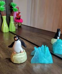 Pinguim happy feet Melody Ramon burguer King
