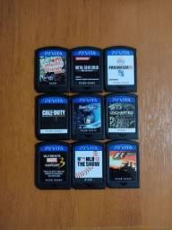 Jogos PS Vita a partir de R$ 50,00