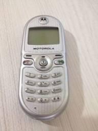 Celular Motorola C200 - NÃO Funciona mais