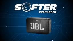 Caixa de Som JBL Go 2, Bluetooth, À Prova D´Água, 3W, Preta
