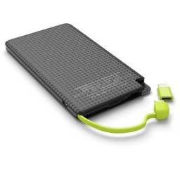 (WhatsApp) carregador power bank - 5000mah - slim - pineng - pn952