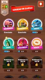 Cartas do coinmaster