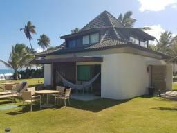 Bangalô Beach Class Resort - Ótima localização de frente para o Mar e Piscina