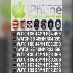 Apple Watch lacrados