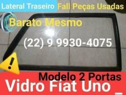 Título do anúncio: Vidro Lateral Uno / Barato