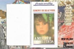 A mulher desiludida, Simone de Beauvoir, editora Círculo do Livro