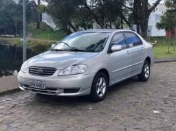 Toyota Corolla 2003 R$22.900,00 Manual
