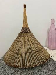 Lustre de palha- artesanato - NOVO
