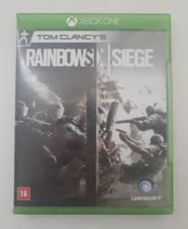 Jogo Rainbow Six Siege para Xbox One