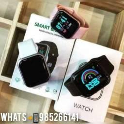 Smartwatch D20 ATUALIZADO# Na Promoção!!!