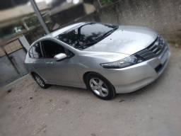 Título do anúncio: Vendo ou Troco Honda city automático 2011
