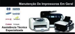 Consertos de impressoras todas as marcas