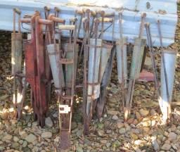 Antigas plantadeiras manuais