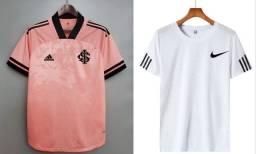 Kit Camisa De Futebol Internacional + Camisa Nike