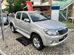 Hilux SR 2014 2.7 FLEX AUTOMATICA ( Gmustang veiculos )
