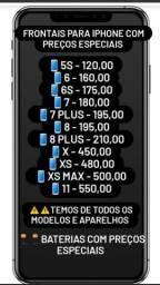 Frontal para iphone - temos todos os modelos