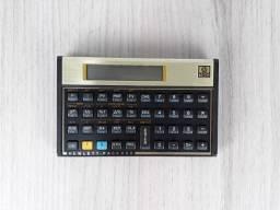 Calculadora HP 12C original com manual