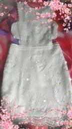 Vendo vestido da marca Feshion UP na  numeração m