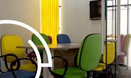 Passo o ponto - Escritório Centro Comercial Alphaville Mobiliado