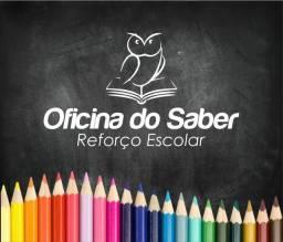 REFORÇO ESCOLAR