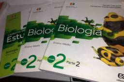 Livro Projeto Multiplo Biologia - Volume 2