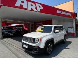Título do anúncio: Jeep RENEGADE SPORT 1.8 FLEX 2016 BRANCA AUTOMATICA